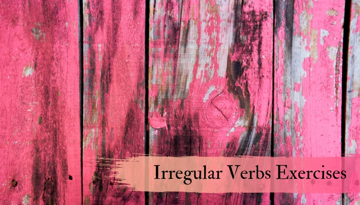 irregular verbs таблица