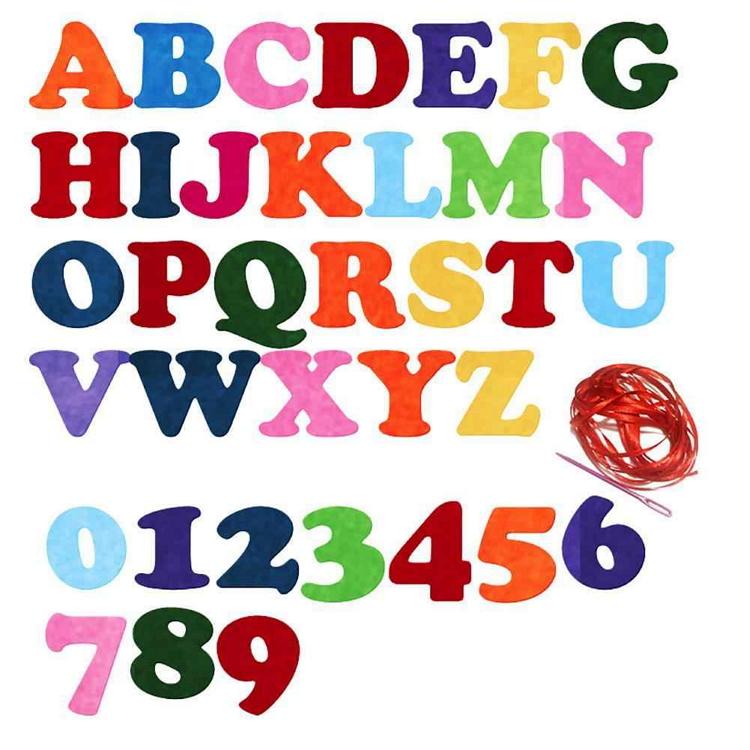 Как легко выучить английский алфавит детям