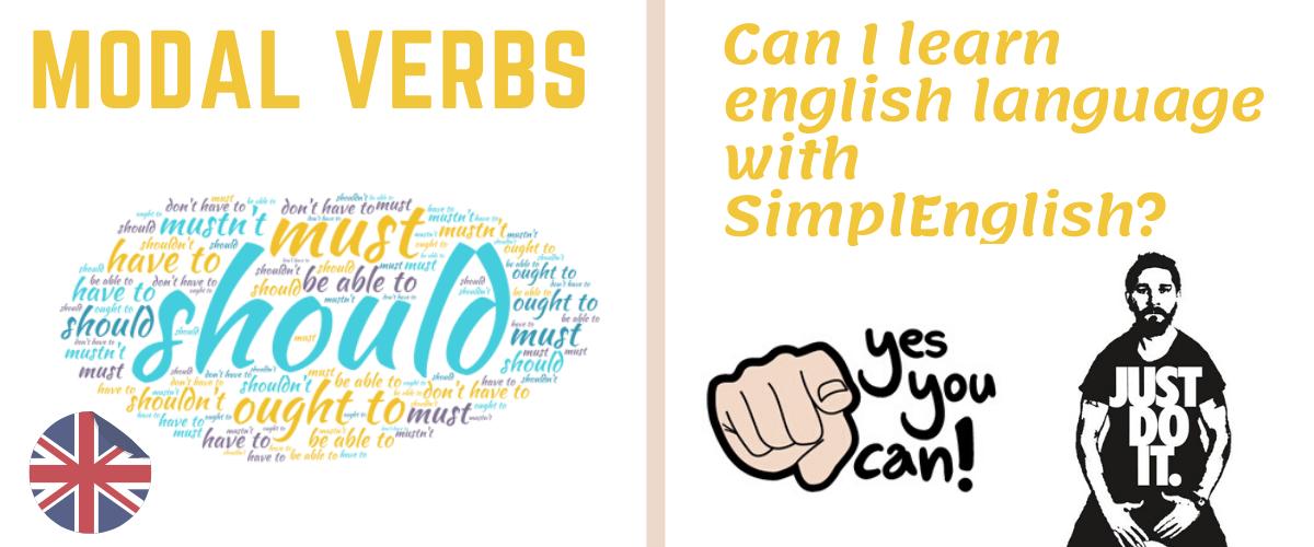Английские модальные глаголы – Modal Verbs
