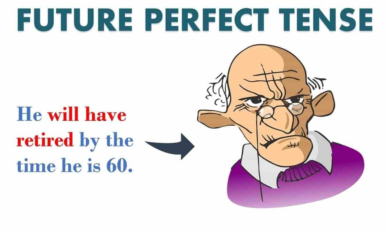 Будущее совершенное время в английском языке