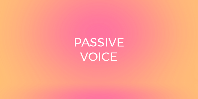 Как освоить английский пассивный залог
