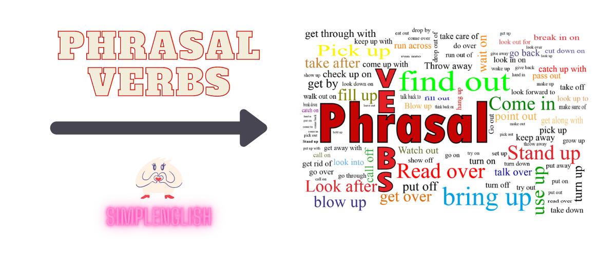 Самые популярные английские фразовые глаголы