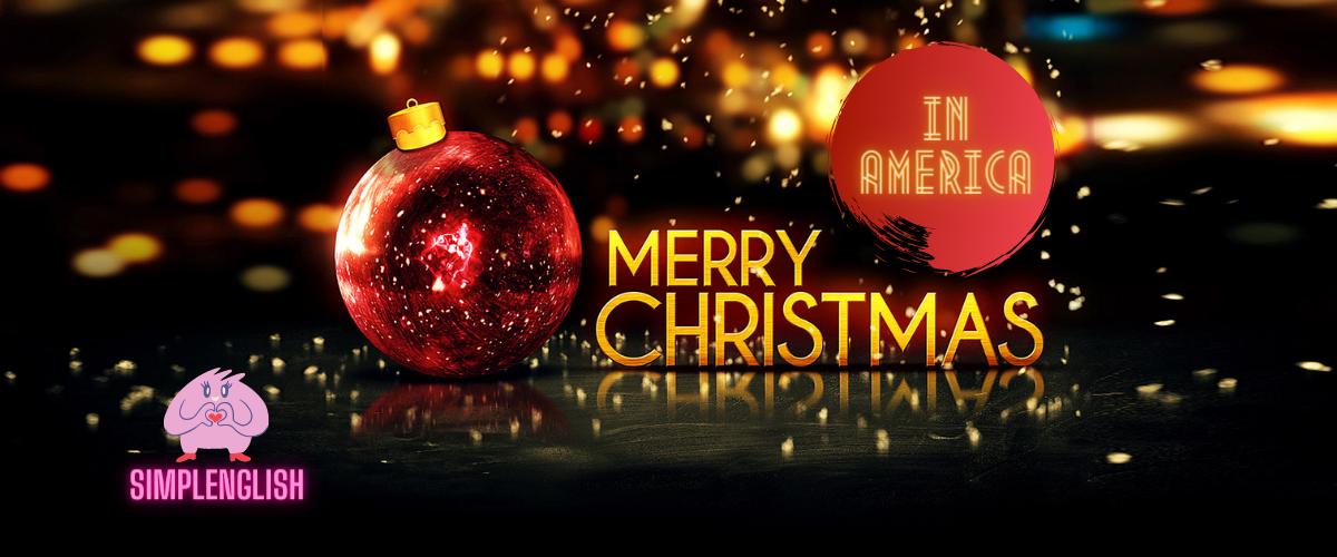 Рождество – главный праздник в Америке