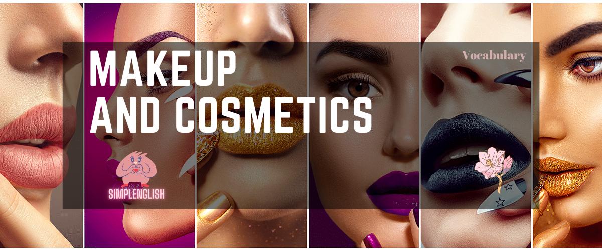 Makeup and Cosmetics – тема №1 для девушек