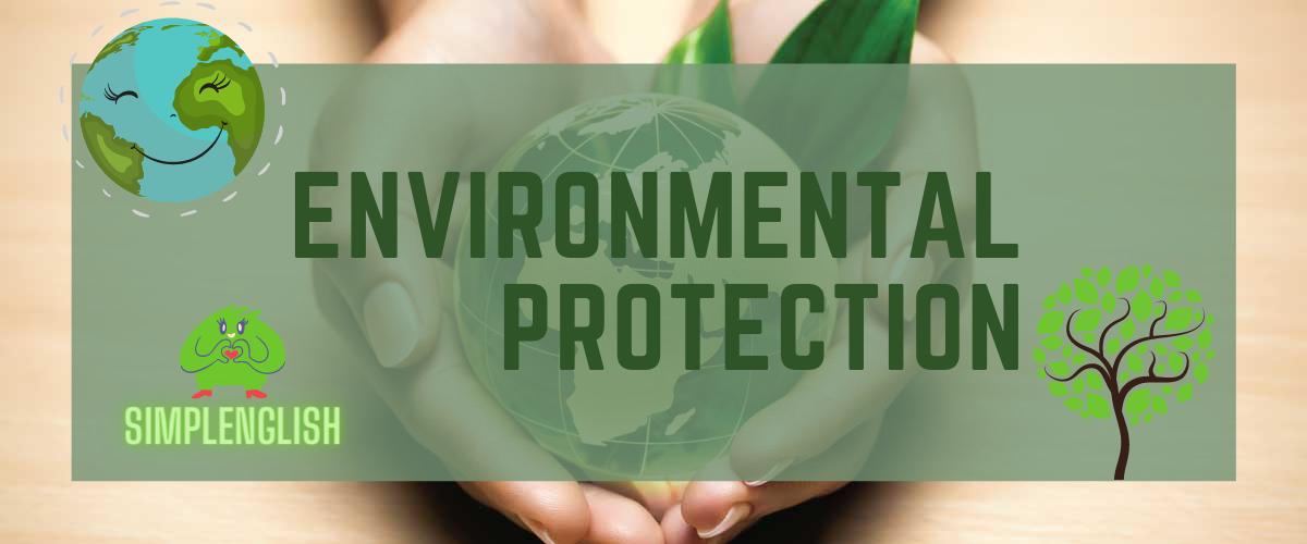 Английские топики на тему «Окружающая среда»
